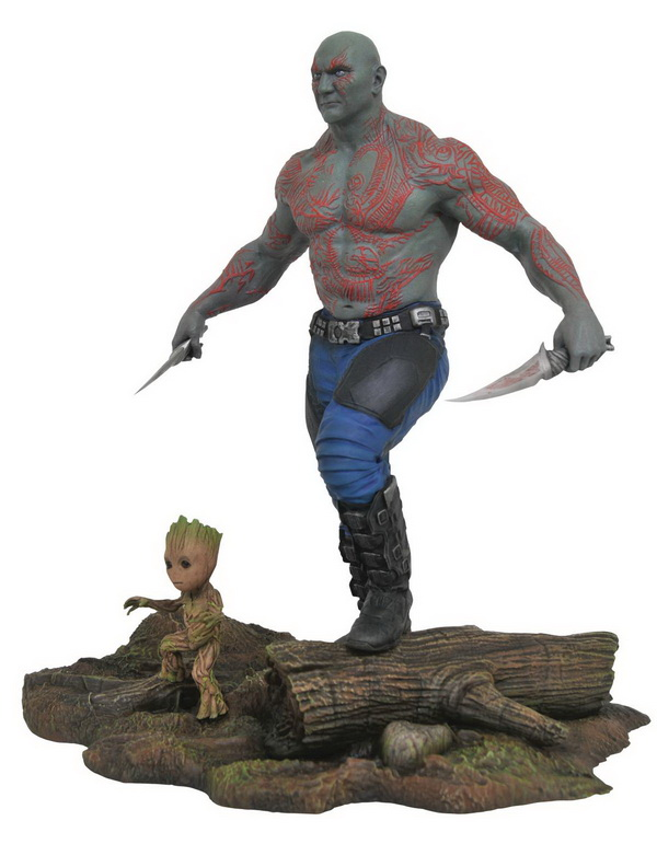 Marvel Gallery - GOTG Vol 2. Drax & Baby Groot