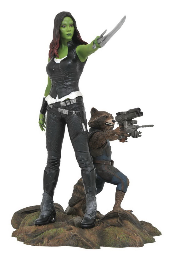 [Pre-Order] Marvel Gallery - GOTG Vol 2. Gamora & Rocket Raccoon