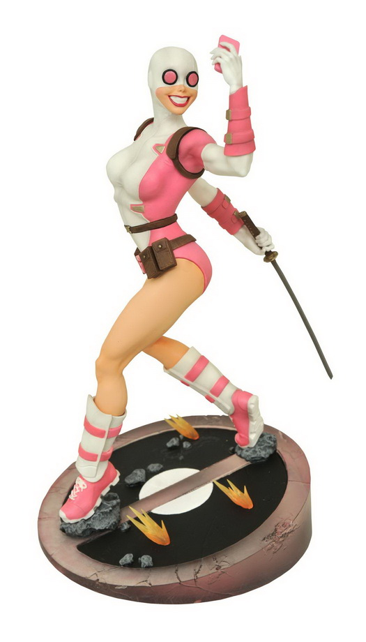Marvel Gallery - Gwenpool Statue