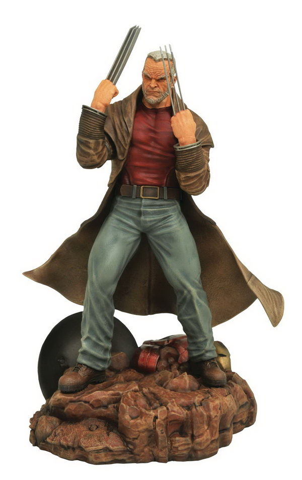 Marvel Gallery - Old Man Logan Statue