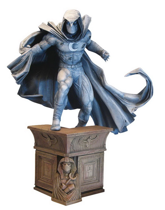 [Pre-Order] Marvel Premium Collection - Moon Knight Statue