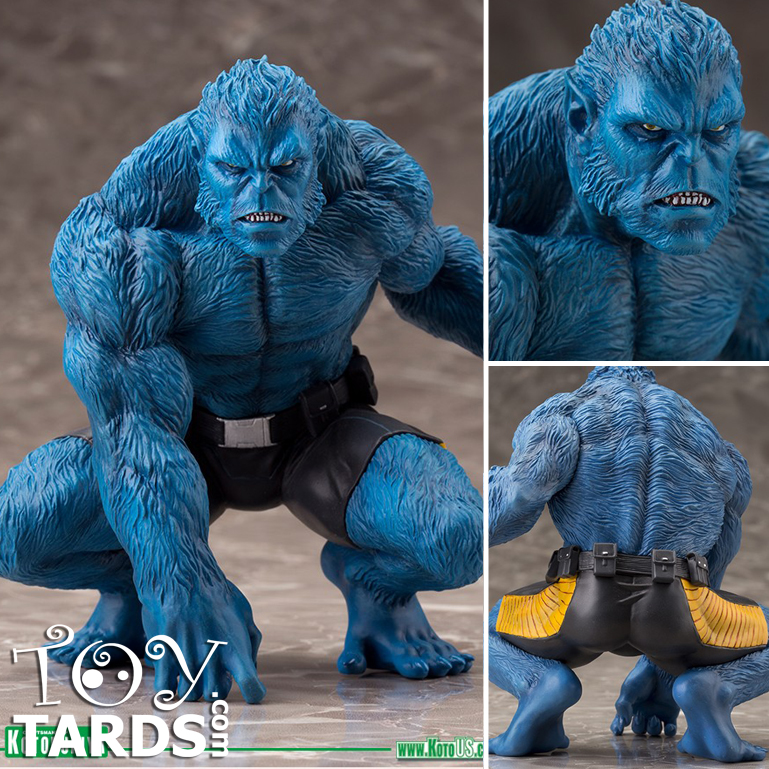 Marvel Now! Beast ARTFX+ Statue