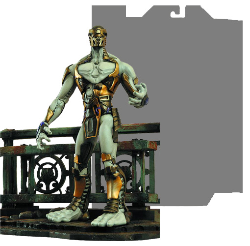 Marvel Select - Avengers Chitauri Footsoldier