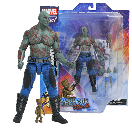 Marvel Select - Guardians of the Galaxy Vol 2 - Drax & Baby Groot