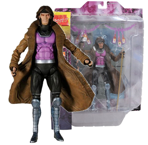Marvel Select - Gambit - Click Image to Close