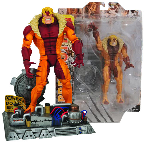 Marvel Select - Sabretooth