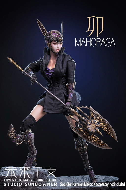 [Pre-Order] Advent of Marvelous League - Mahoraga 1/6 Scale Collectible Figure