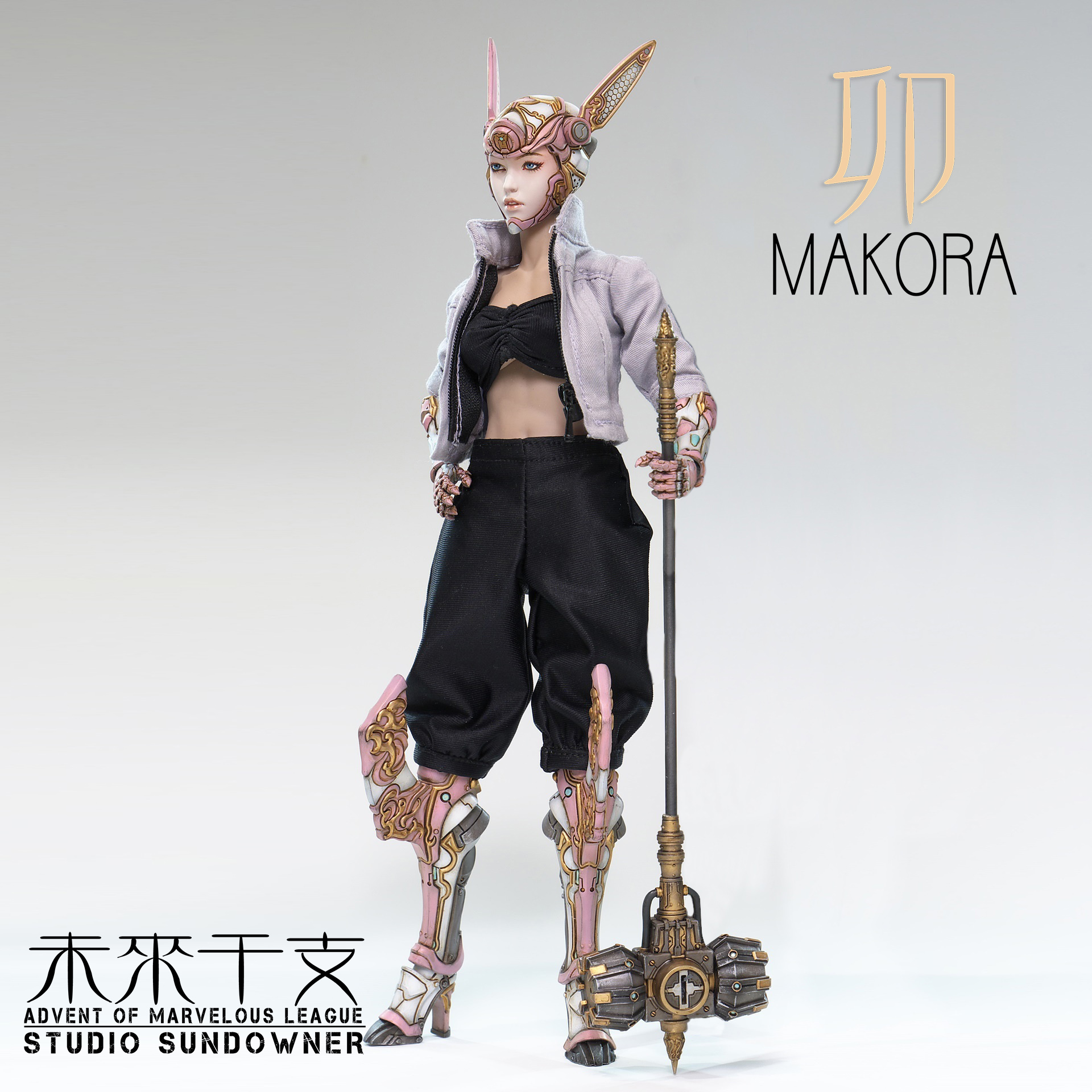 [Pre-Order] Advent of Marvelous League - Makora 1/6 Scale Collectible Figure