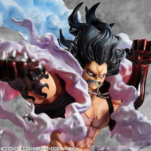 [Pre-Order] One Piece: Monkey D. Luffy Gear 4 Snake Man SA-Maximum Figure