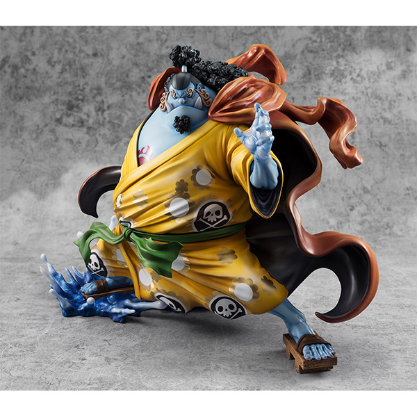 [Pre-Order] One Piece: Jinbe SA-Maximum Figure - Click Image to Close