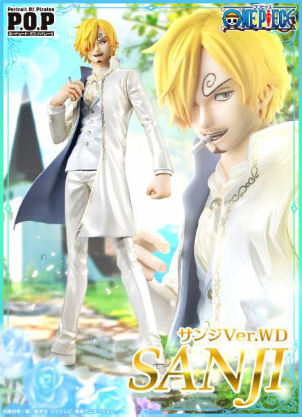 [Pre-Order] One Piece P.O.P: Sanji Ver. WD LIMITED EDITION - Click Image to Close