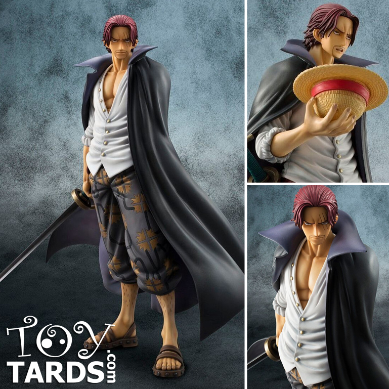 One Piece: Shanks Variable Action Figure