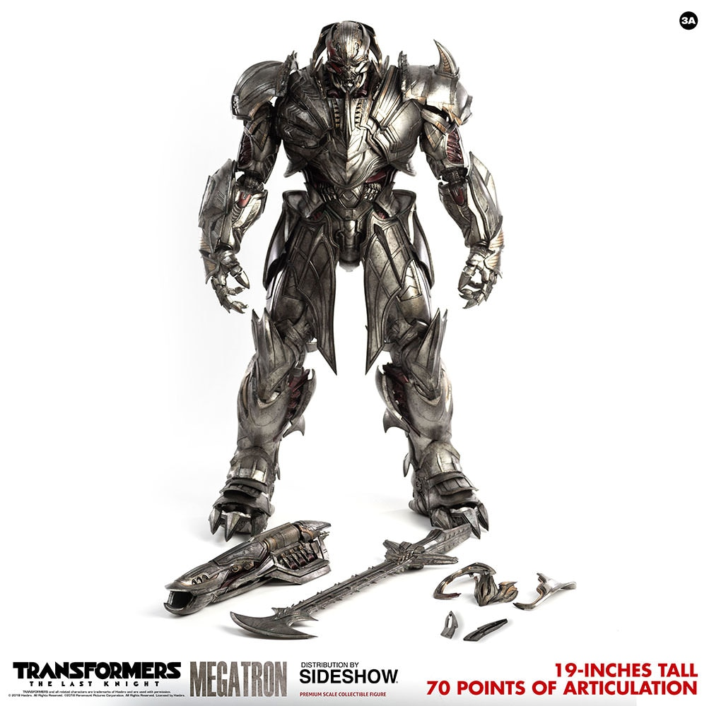 [Pre-Order] Transformers The Last Knight - Megatron Premium Scale Figure