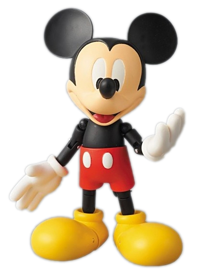 Miracle Action Figure - Mickey Mouse