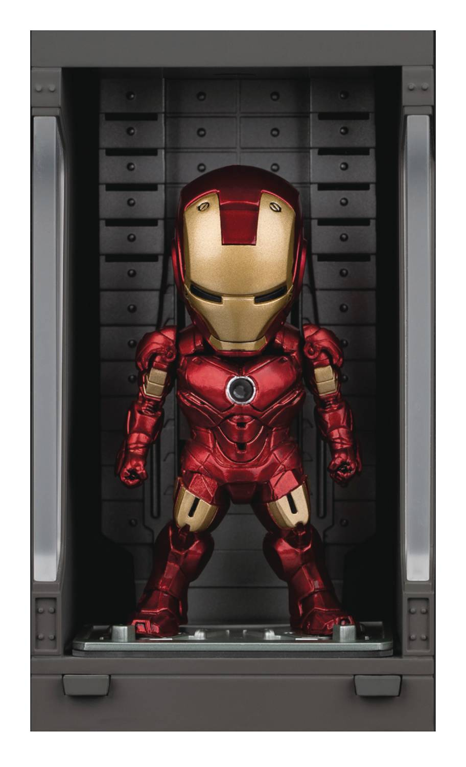Mini Egg Attack: Iron Man Mark IV w/ Hall of Armor
