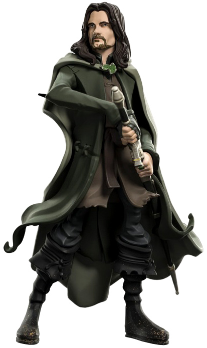 Mini Epic: Lord of the Rings - Aragorn Vinyl Figure