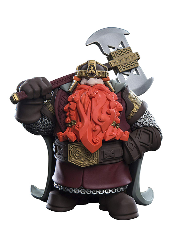 [Pre-Order] Mini Epic: Lord of the Rings - Gimli Vinyl Figure