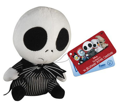 Mopeez: Nightmare Before Christmas - Jack Skeleton
