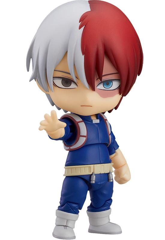Nendoroid: My Hero Academia #1112 - Shoto Todoroki Hero's Edition