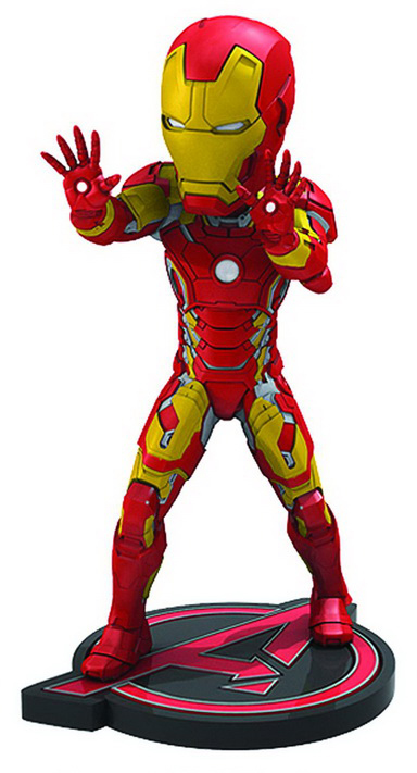 Avengers : Age of Ultron - Iron Man Head Knockers