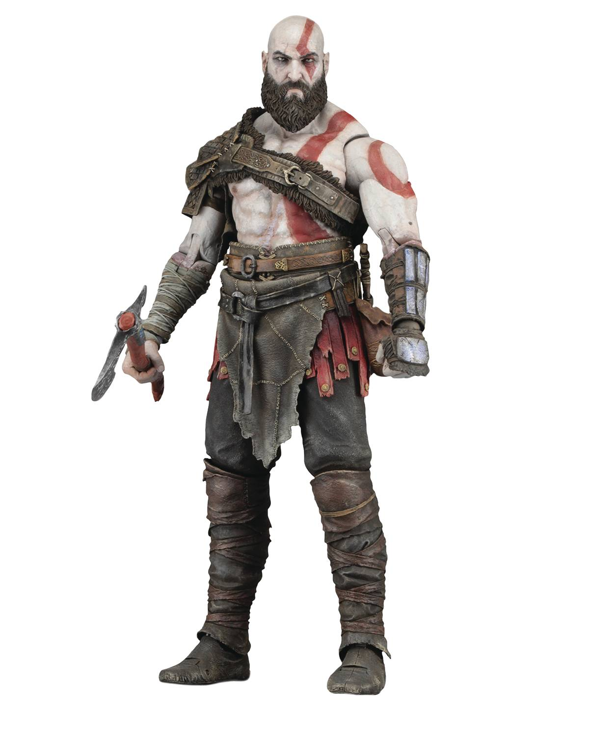 God of War - Kratos 7""