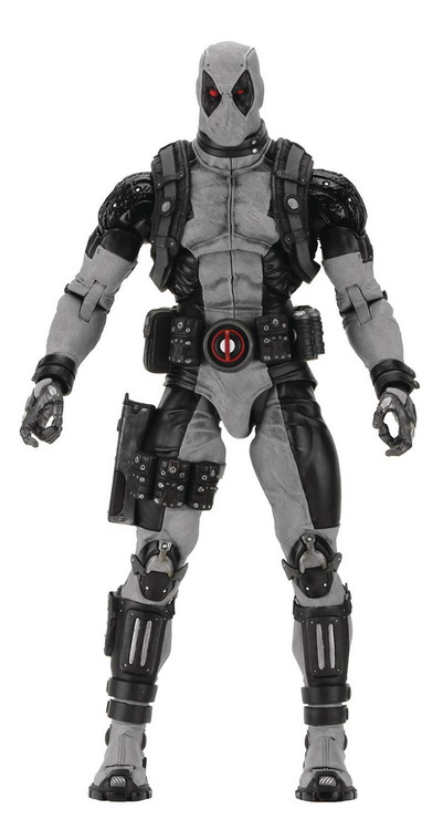 [Pre-Order] Marvel - X-Force Deadpool 1/4 Scale Action Figure