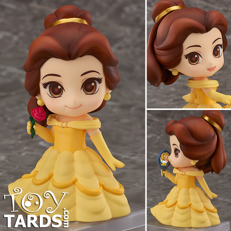 [Pre-Order] Nendoroid: Beauty and the Beast - Belle