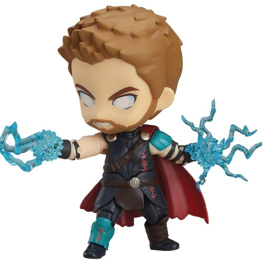 Nendoroid: Marvel Thor Ragnarok - Thor Deluxe Ver. - Click Image to Close