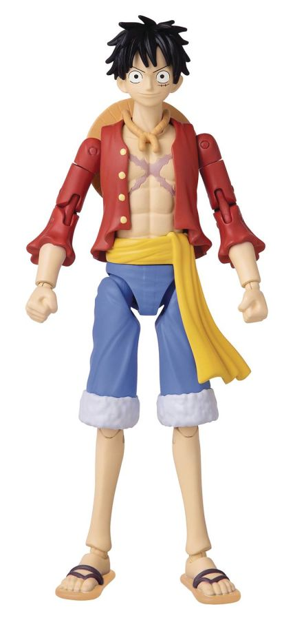 Anime Heroes: One Piece - Monkey D. Luffy