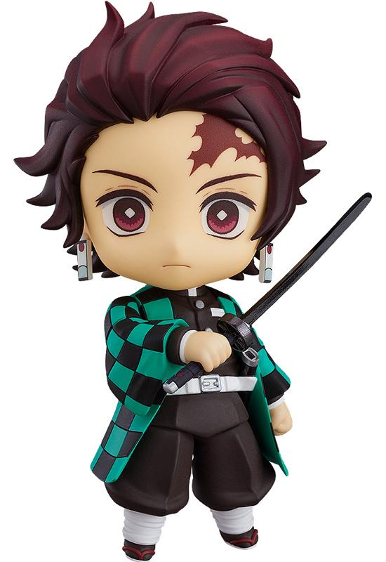 [Pre-Order] Nendoroid: Demon Slayer Kimetsu no Yaiba Tanjiro Kamado - Click Image to Close