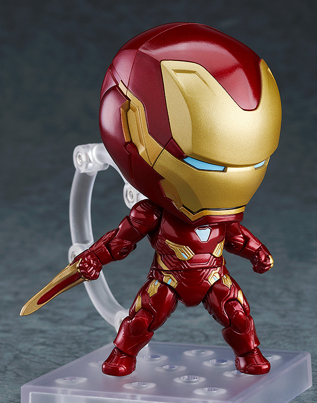Nendoroid: Marvel Infinity War #988-DX - Iron Man Mark 50 Infinity Edition Deluxe Ver.