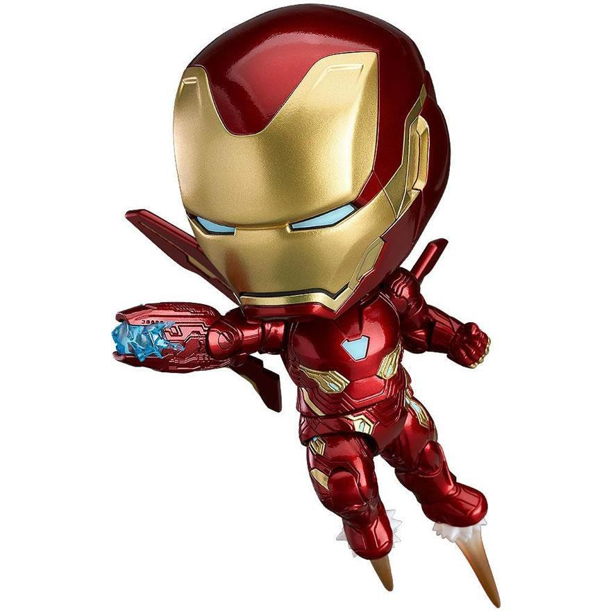 Nendoroid: Marvel Infinity War - Iron Man Mark 50 Infinity Edition Deluxe Ver.