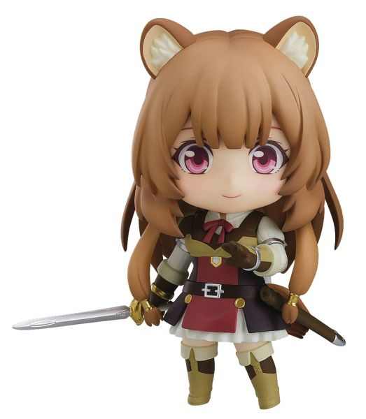 Nendoroid: The Rising of the Shield Hero #1136 - Raphtalia