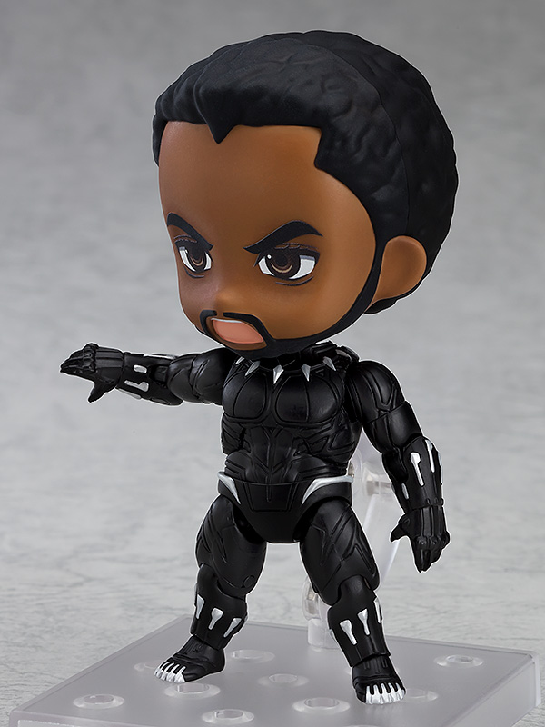 Nendoroid: Marvel Infinity War - Black Panther Infinity Edition Deluxe Ver.