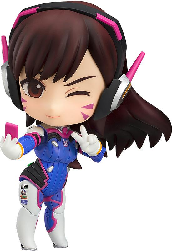 [Pre-Order] Nendoroid: Overwatch - D.Va Classic Skin Edition