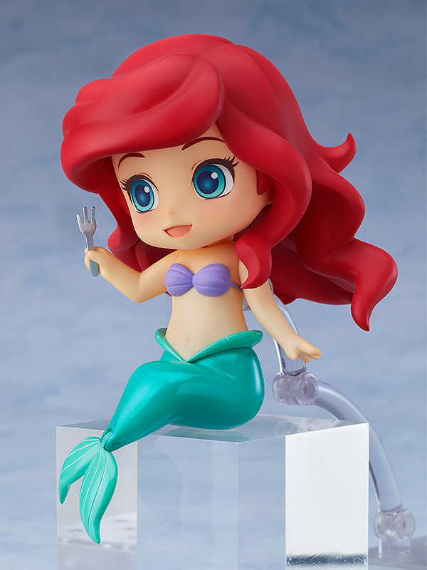Nendoroid: Disney The Little Mermaid - Ariel - Click Image to Close