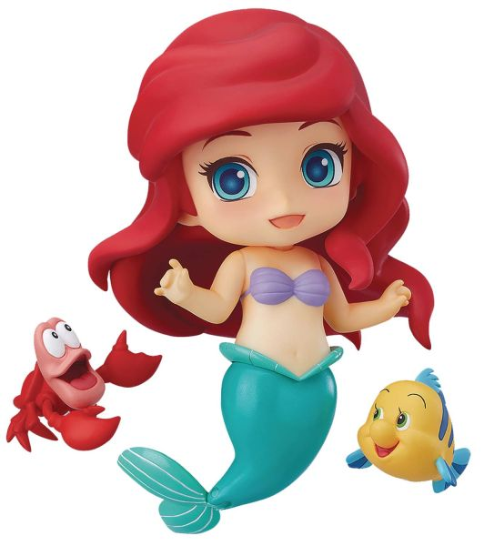 [Pre-Order] Nendoroid: Disney The Little Mermaid - Ariel