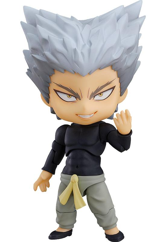 [Pre-Order] Nendoroid: One Punch Man - Garo Super Movable Edition