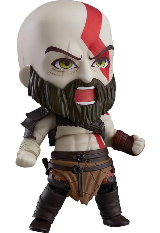 Nendoroid: God of War - Kratos