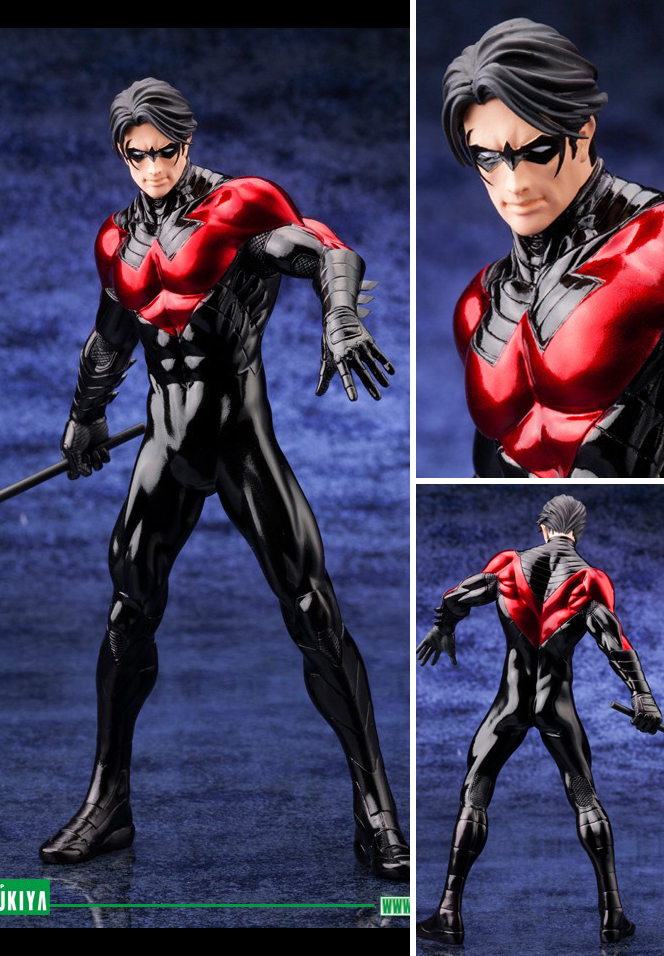 [Store Display] DC Nightwing New 52 ArtFx+ Statue
