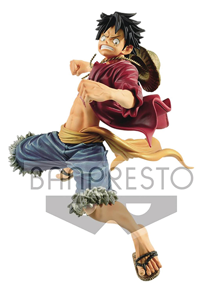 One Piece World Figure Colosseum - Monkey D. Luffy Special Ver.