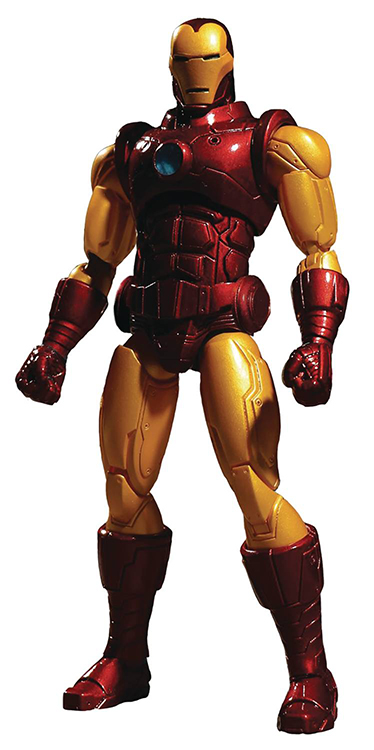 [Pre-Order] ONE-12: Marvel - Iron Man