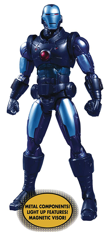 [Pre-Order] ONE-12: Marvel - Iron Man Stealth Armor