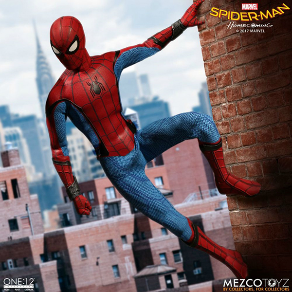 [Pre-Order] ONE-12: Marvel - Spider-Man Homcoming