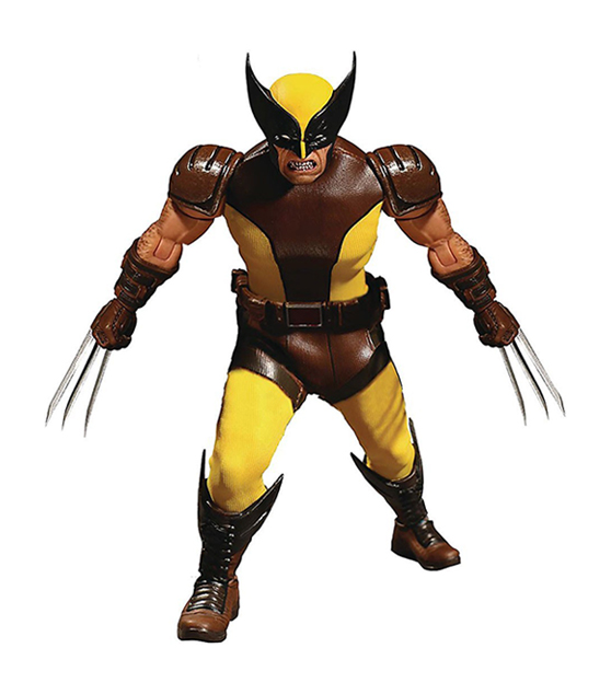 ONE-12: Marvel - Wolverine Brown Costume