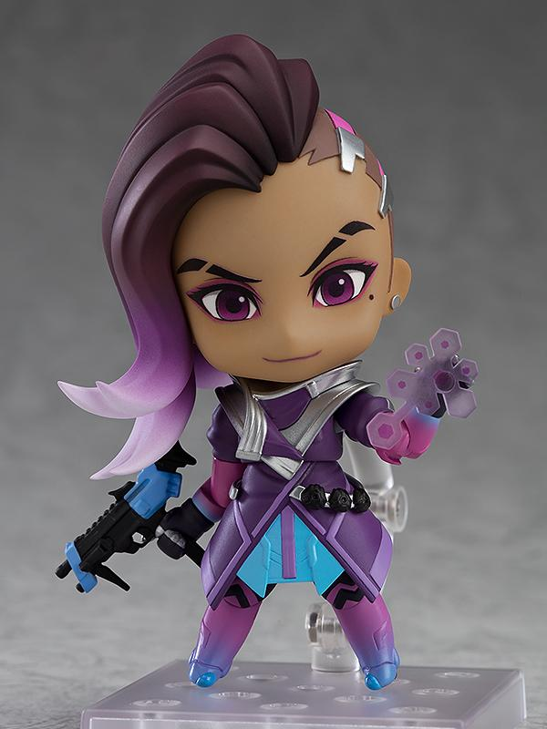 [Pre-Order] Nendoroid: Overwatch - Sombra Classic Skin Edition