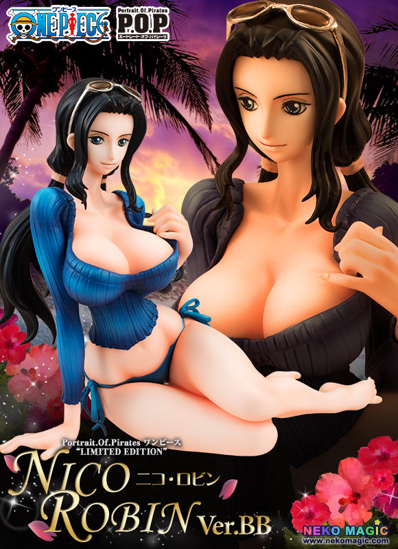 One Piece P.O.P: Nico Robin Ver. BB LIMITED EDITION