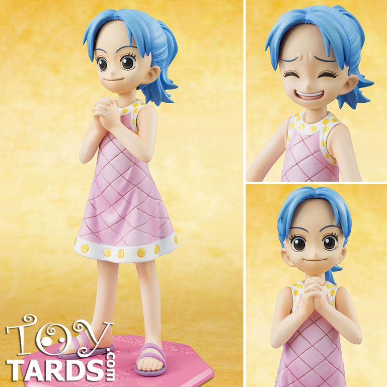 One Piece P.O.P: CB-R3 Nefeltari ViVi Excellent Model