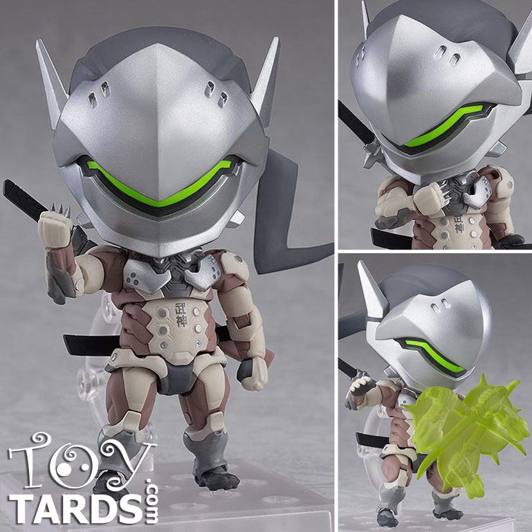 [Pre-Order] Nendoroid: Overwatch - Genji - Click Image to Close