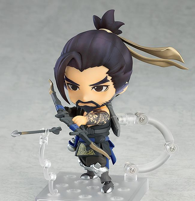[Pre-Order] Nendoroid: Overwatch - Hanzo - Click Image to Close